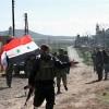 Suriye birliklerinin teröristlere karşı yeni başarıları
