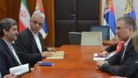 Sırbistan içişleri bakanı: İran ile ilişkiler en üst düzeydedir