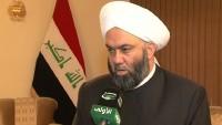 Irak Din Alimler Cemiyeti Başkanı: Teröristler, Suudilerin himayesi altındadır
