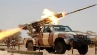 Yemen Hizbullah'ı Koalisyon Güçlerine ait savaş uçağını düşürdüler