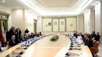 İran ve Malezya üst düzey heyetleri arasında oturum