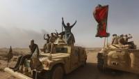 Musul'un güneyinde 62 köy işgalden kurtarıldı