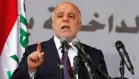 İbadi: PKK'nın Irak topraklarını kullanıp Türkiye'ye saldırılarda bulunmasını kabul etmeyiz!