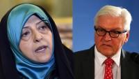 Berlin Tahran ile mali işbirliğini arttırma peşinde