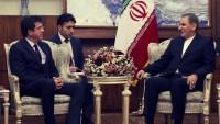 Türkiye Ekonomi Bakanı Tahran'da