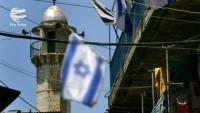 Filistinlilerden terör rejiminin ezan yasağına tepki