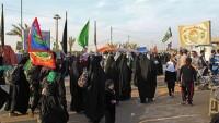 Erbain Ziyaretçileri Azerbaycan Sınırında İzdiham Oluşturdu