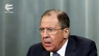 Lavrov: Beşar Esad'ın gitmesini isteyenler Suriye'de barışa engel oluyorlar