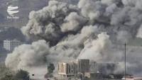Suudi rejiminden Yemen'e saldırılar sürüyor