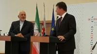 Zarif İran ve Slovakya ilişkilerinin geliştirilmesine vurgu yaptı