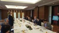 Japon firmalara, İran'daki su ve elektrik projelerine katılmaları daveti yapıldı