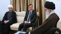 Slovenya Cumhurbaşkanı'nın Tahran ziyareti