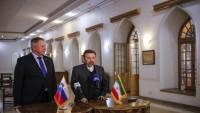 İran ve Slovenya arasında ticaret hacmi artıyor