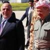 Ebadi ile Barzani'nin Musul operasyonu görüşmeleri