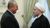 Hasan Ruhani: Bölgenin istikrarı, İran ve Türkiye'nin işbirliğinin temelini teşkil etmeli