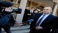 Bulgaristan'da eski hava kuvvetleri komutanı cumhurbaşkanı seçildi
