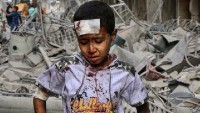 Teröristler, Halep'te Rus hastanesini bombaladı