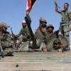 Suriye'de Herişa köyü teröristlerden kurtarıldı