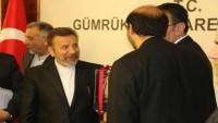 İran cumhurbaşkanı özel temsilcisi Türkiye'de