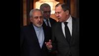 Cevad Zarif: İran ve Rusya terörizmle mücadelede en ön saftadır