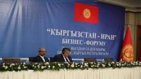 Nehavendiyan: İran, Kırgizistan için iyi bir ortak