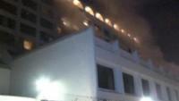 Pakistan'ın Karaçi kentinde otel yangını: 11 Ölü 75 yaralı