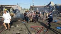 Bağdat'ta bombalı saldırı: 21 ölü