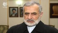Harrazi'den Avrupa'ya nükleer anlaşma konusunda uyarı
