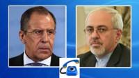 İran ve Rusya dışişleri bakanları arasında telefon görüşmesi
