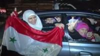 Halep'in kurtarılması ve Suriye'de değişim