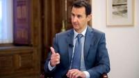 Beşar Esad: Batılılar teröristleri Suriye'de tutmak istiyorlar