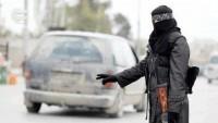 IŞİD intihar kadınları elebaşı Suriye sınırına firar etti