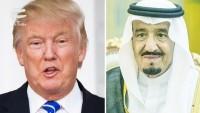 ABD Başkanı ile Suudi Kralı telefonda görüştü