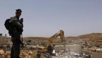 Siyonistler, Filistin topraklarından 400 hektarlık bir alanı işgal etti