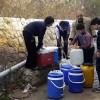 Teröristler Irak ve Suriye'de halkın suyunu keserek yeni cinayet işliyor