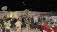 Suriye'den terör rejimi İsrail'in saldırısına tepki