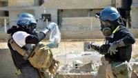Musul'da IŞİD'e ait hardal gazı ve füze deposu ele geçirildi