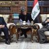 Burucerdi: Irak dışişleri bakanı ile ikili ilişkilerin geliştirilmesini ele aldı