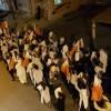 Bahreyn'de halk sokaklarda