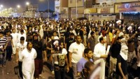 Arabistan'da Suudi rejimi karşıtı gösteri