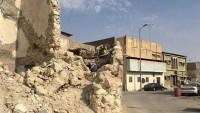 Suudi rejimi Arabistan'ın doğusunda bir köyün yıkımına başlandı