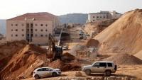 İşgal altındaki bölgelerde yeni Siyonist yerleşke yapımı devam ediyor