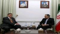 Cabir Ensari: Irak hükümetinin güçlendirilmesi zaruri