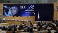 Hasan Ruhani: ABD Yetkililerinin İran halkına destek konusundaki sahtekarlıkları açığa çıktı