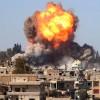 Büyük Şeytan Koalisyonu Suriye'de Yine Katliama İmza Attı