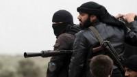 Suriye'de Tekfirci Teröristler Yine Bir Birine Düştü