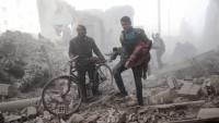 Teröristlerin Suriye'de ki cinayetleri şiddetleniyor