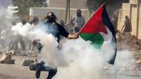 Kudüs'e destek ve ABD'yı kınama gösterilerinde 2 Filistinli şehit oldu