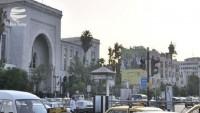 Şam'da Rusya büyükelçiliği yakınına iki havan topu düştü
