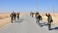 Suriye ordusu El'bab kentinin bir kaç yüz metre yakınlarına ulaştı